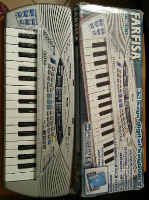 Tastiera elettronica digitale Farfisa