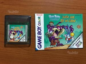 Buster Eroe Per Un Giorno (Gameboy Color)
