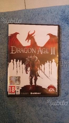 Dragon age 2 per pc come nuovo mai usato