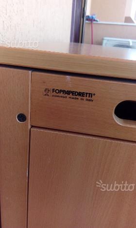 Tavolo foppapedretti copernico pieghevole posot class - Tavolo pieghevole foppapedretti ...