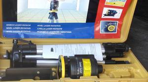 Laser rotativo nuovo