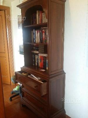Mobile libreria in legno