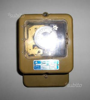 Orologio temporizzatore elettrico meccanico per in