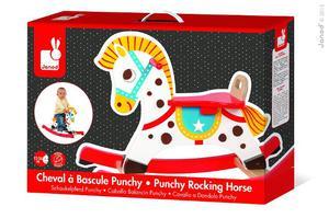 Punchy - Cavallo a dondolo
