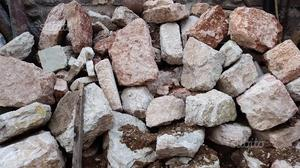 Sassi da muratura posot class for Sassi bianchi da giardino prezzo