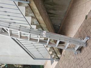 Scala in alluminio metri 9