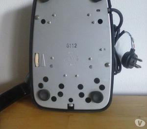 Telefono Vintage nero sip anni 60