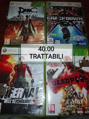 Videogiochi XBOX360