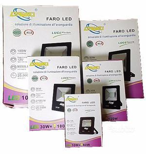 Fari LED SMD da ESTERNO  W
