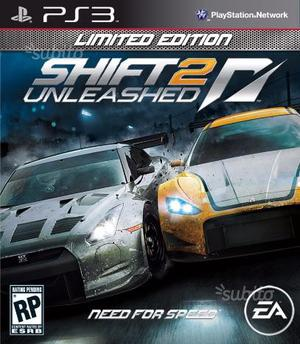 Need for speed shift unleashed 2 - Ps3