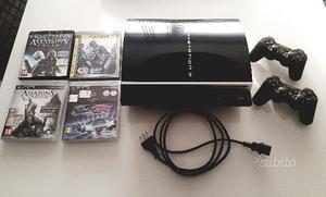 PS3 + 2 controller + giochi