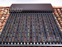 Pannelli solari sottovuoto usati