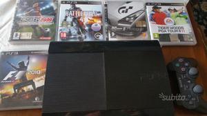 Ps3 Slim 500gb + Giochi
