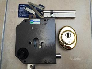 Cilindro europeo mul t lock interactive  Posot Class