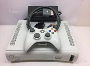 Xbox  giochi e 2 joypad
