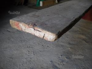 Tavole da ponte lunghezza 4 metri e spessore 5 cm posot - Tavole da ponteggio usate ...