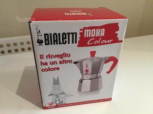CAFFETTIERA tradizionale Bialetti MOKA Colour