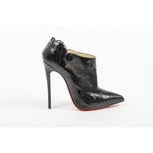 pretty nice c3a76 1772b Christian louboutin womens high boot louise xi 120 | Posot Class