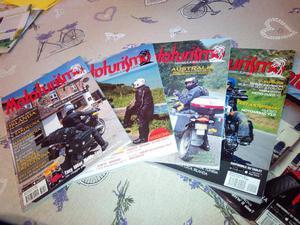 Collezione completa della rivista Mototurismo Euro 300