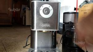 Gaggia macchina caffe' espresso+macina caffe'