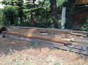 Travi in legno