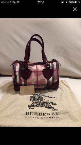 Vendo borsa Burberry originale