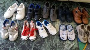 vendo scarpe bimbo nr 30 ai 33 tutto a 25 euro