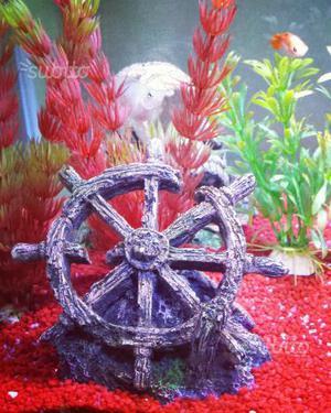 Accessori acquario legno decorazioni lavico piante posot for Decorazioni acquario