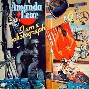 """Amanda lear """"i'm a photograph"""" lp rarissimo"""