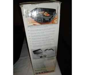 Barbecue elettrico XXL, Severin, made in Germany,  W