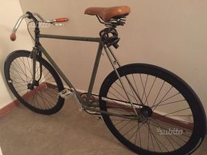 Bici single speed fixed