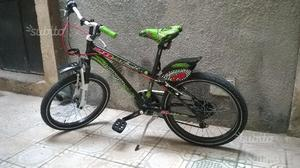 "Bicicletta Mountain Bike 20"" Lombardo"