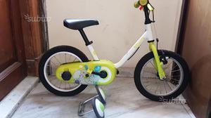 Bicicletta per bambini, omologata, perfetto stato