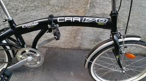 Bici Pieghevole Cinzia 20.Cinzia Car Bike Pieghevole Posot Class