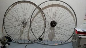 Cerchi bici da corsa anche singoli