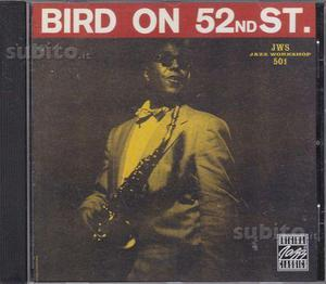 Charlie Parker - Bird on 52nd St