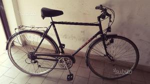 City Bike uomo vintage da 28 con cambio 18v