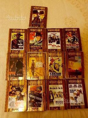 Collezione Capolavori del Cinema Western