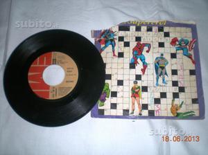 Disco 45 giri vintage