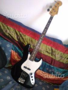 Fender jazz bass 62 japan