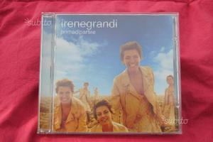 """Irene Grandi """"Prima di partire"""""""