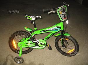 Kawasaki mx 16