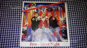Lp 45 giri deejay show silent night