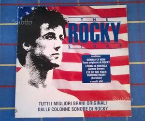 Lp vinile THE ROCKY STORY e ROCKY III