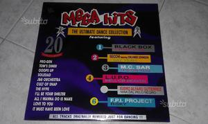 Mega Hits The Ultimate dance collection