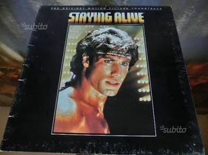 Staying Alive Colonna Sonora ()