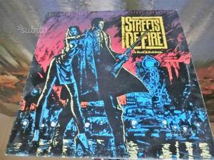 Streets of Fire, colonna sonora originale