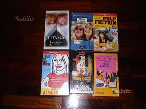 Videocassette FILM CULT