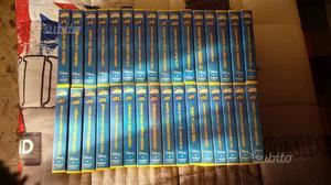 Videocassette magic english tutto il corso