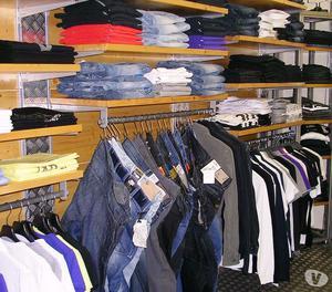 vendo arredo per negozio di abbigliamento